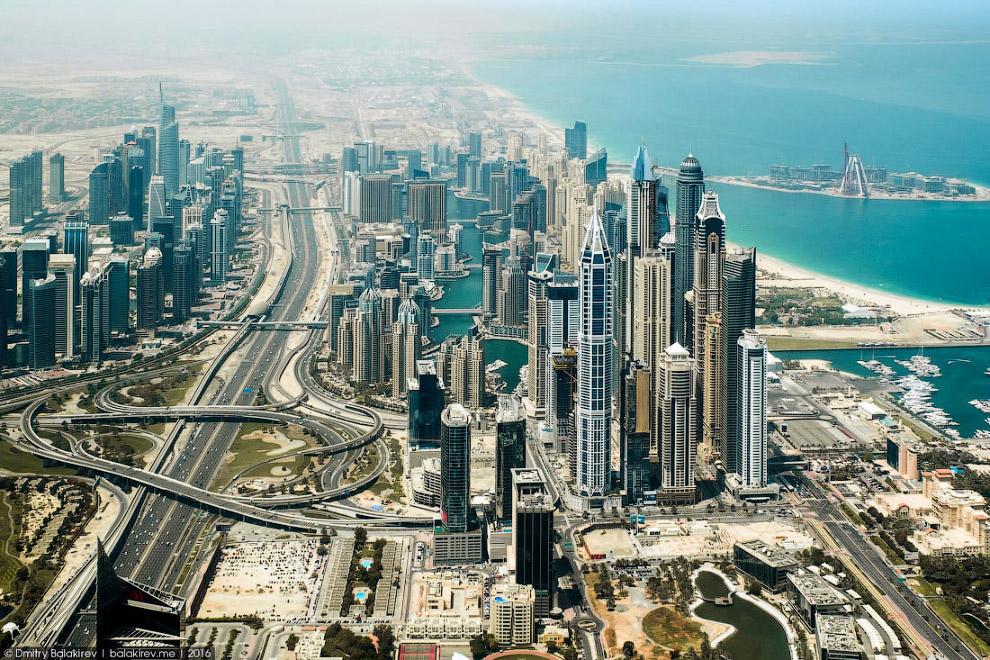14 Самый прогрессивный город мира с гидроплана