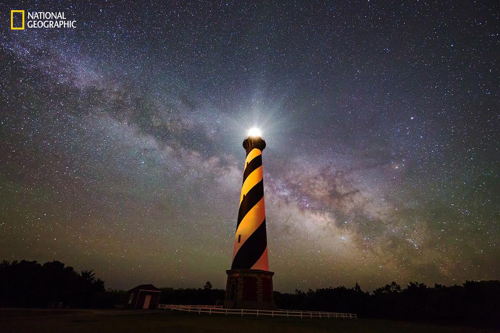 Освещая звезды