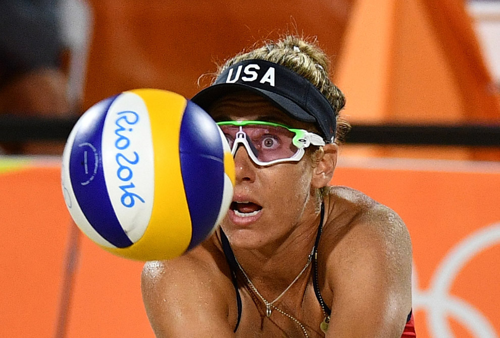 Заклинатели волейбольного мяча