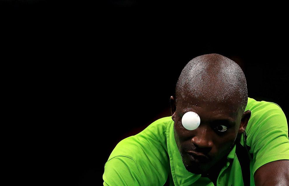 Еще одно лучшее лицо Олимпиады из мира настольного теннисаЕще одно лучшее лицо Олимпиады из мира настольного тенниса