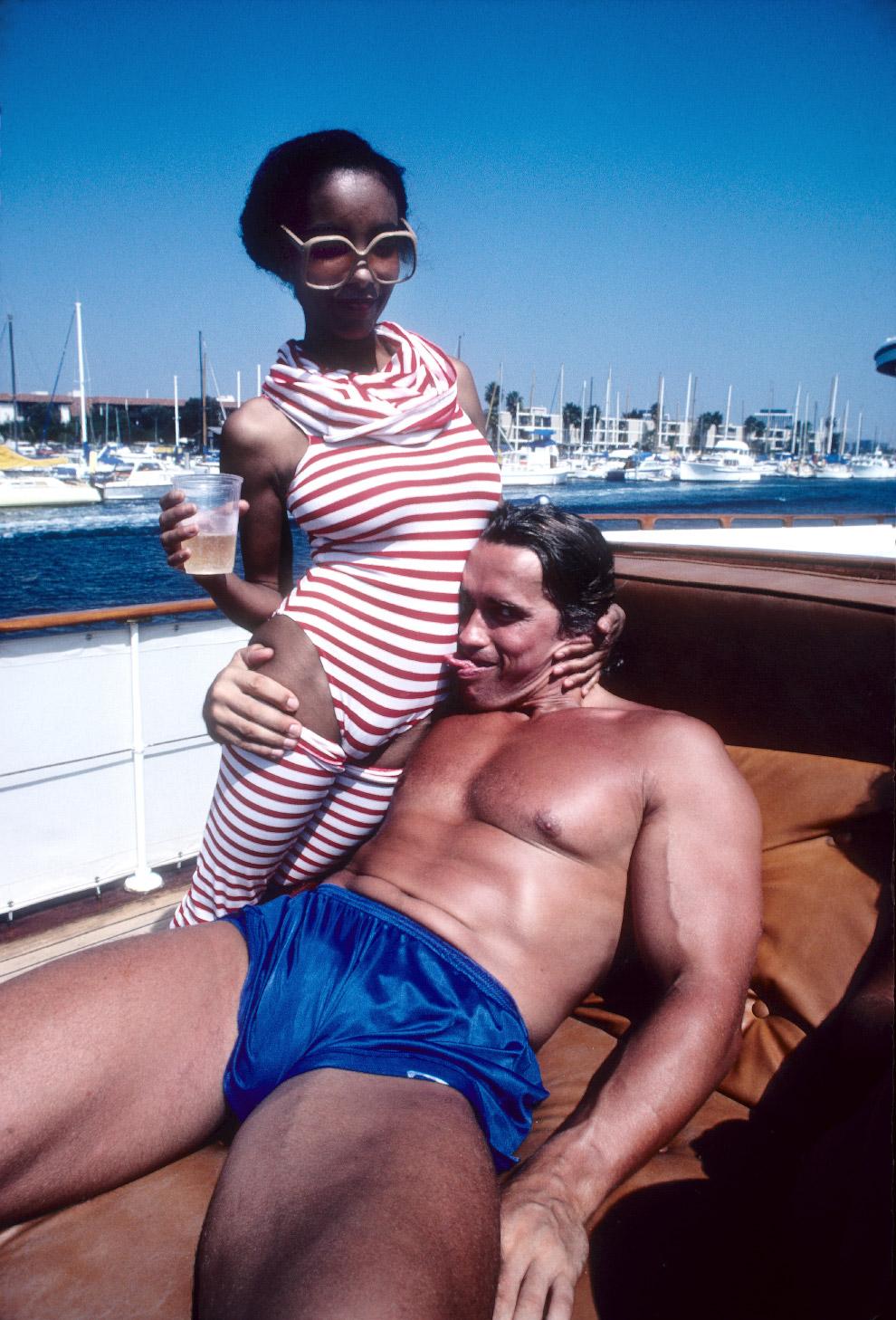 Интересная фотография вечеринки на яхте в Марина-дель-Рей
