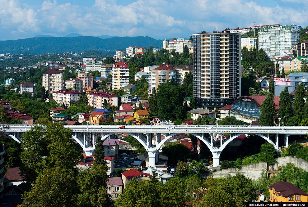 Светлановский мост (Верещагинский виадук).
