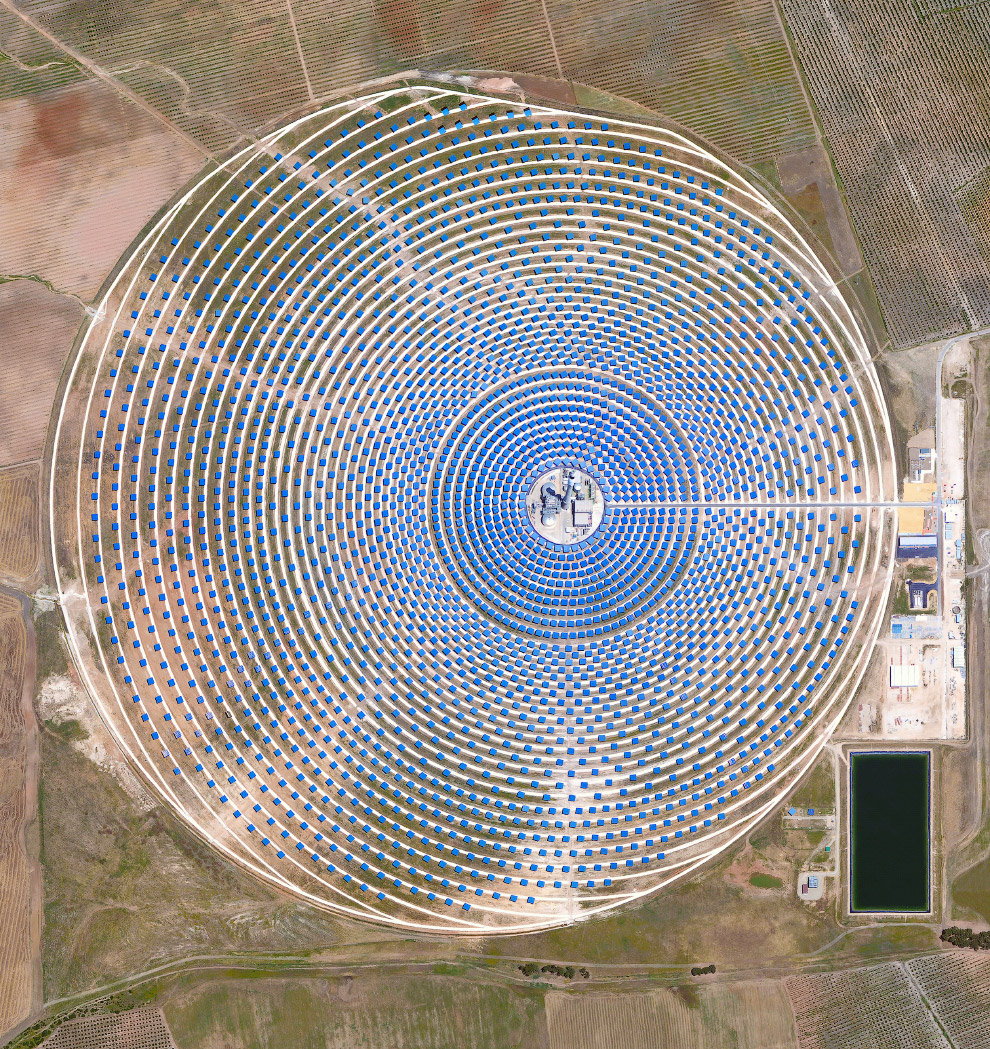 Gemasolar Power Plant