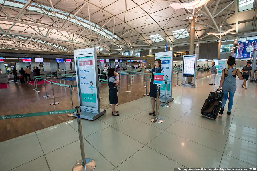 аэропорт Инчхон