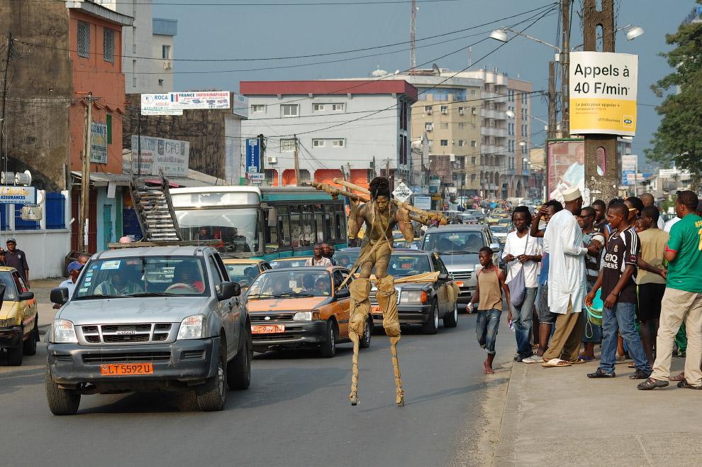 Дуала, Камерун