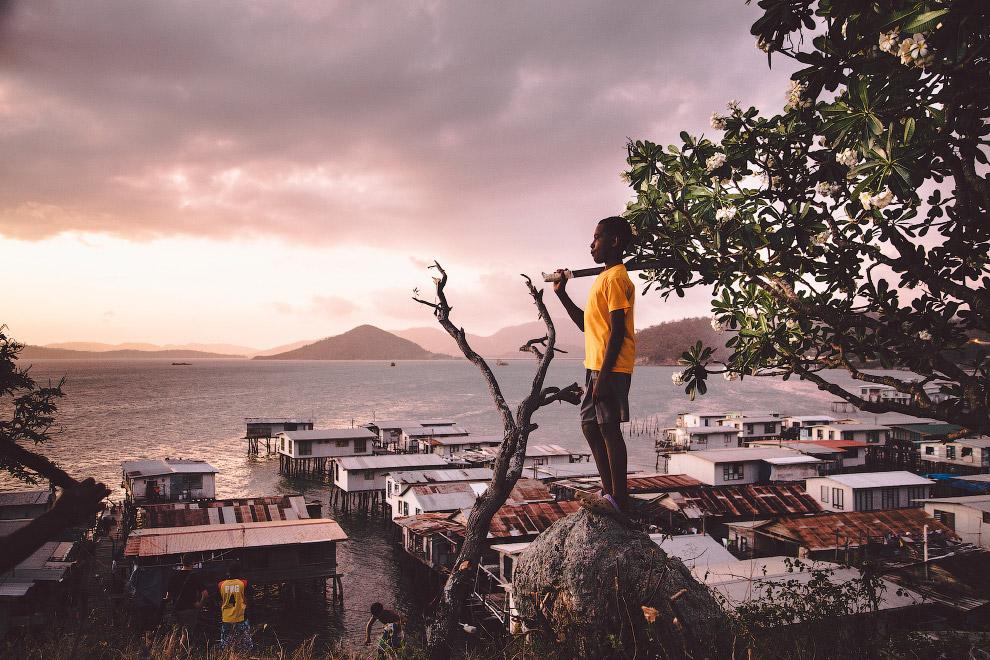 Порт-Морсби, Папуа-Новая Гвинея