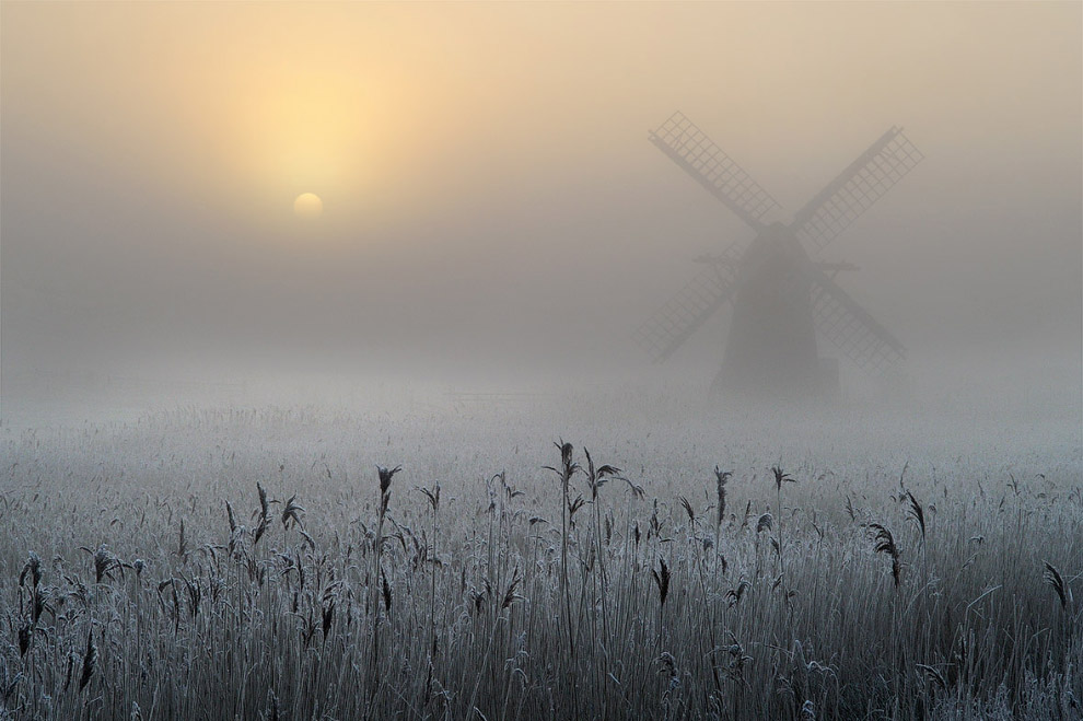 Замерзший туман