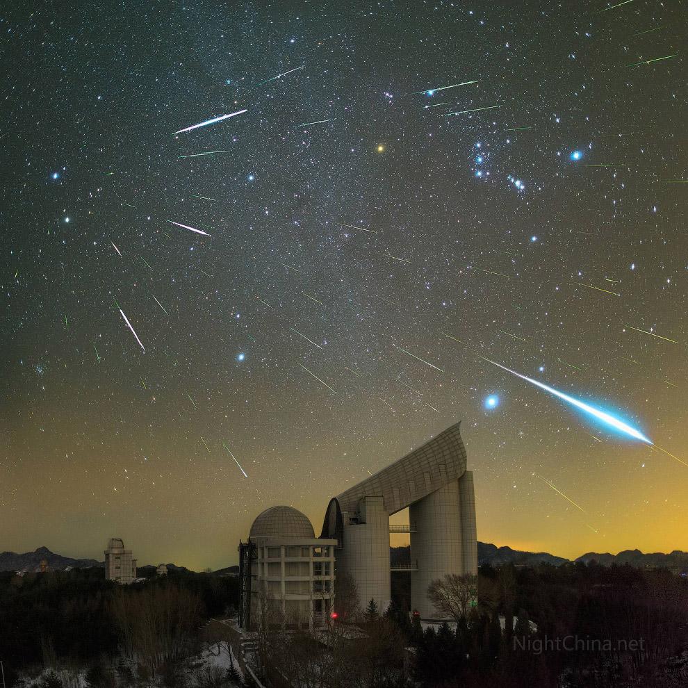 10 Победители конкурса на лучшие фотографии в области астрономии 2016
