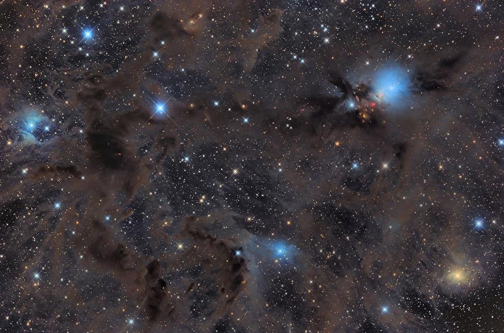 13 Победители конкурса на лучшие фотографии в области астрономии 2016