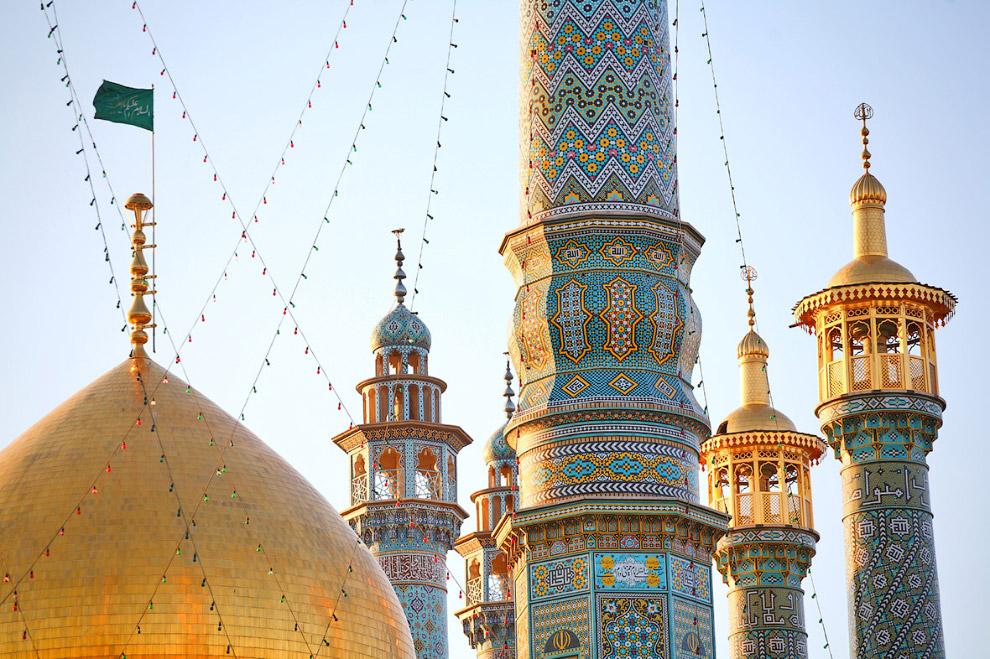 Город Кум, священный город шиитов