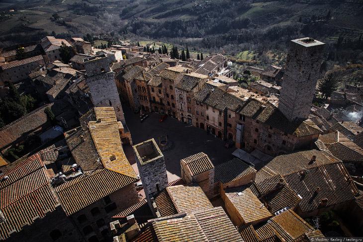 Зимняя Италия. Сванетия по-тоскански