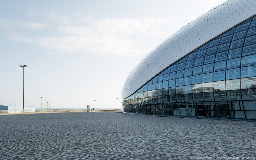 Большого ледового дворца