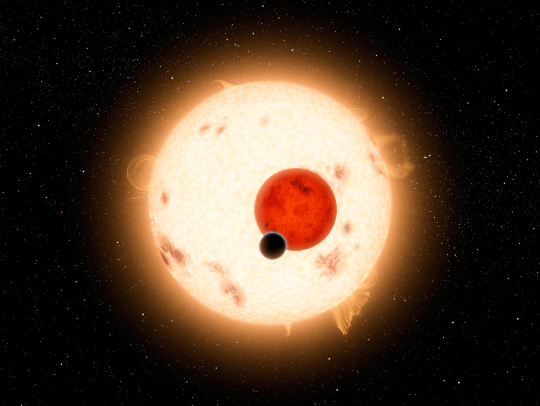 Экзопланеты как искусство (Фотографии)