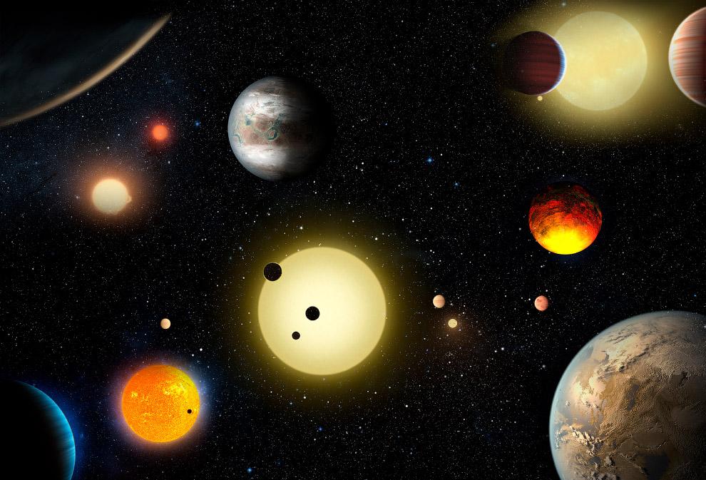 Космос, как искусство