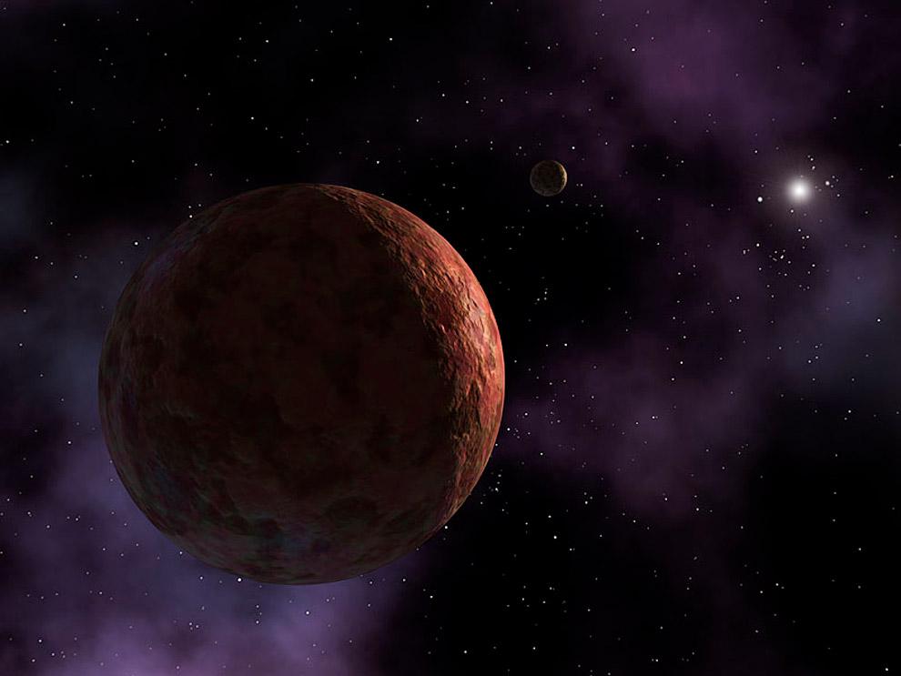 Планета-подобный объект Седна