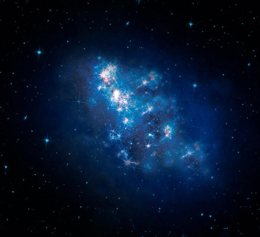 z8 GND 5296 — галактика, обнаруженная в октябре 2013 года в созвездии Большой Медведицы.
