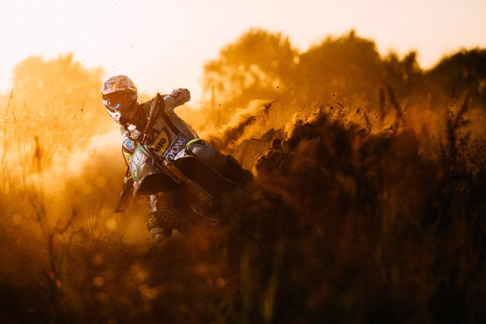 Мото-гонка в Чили