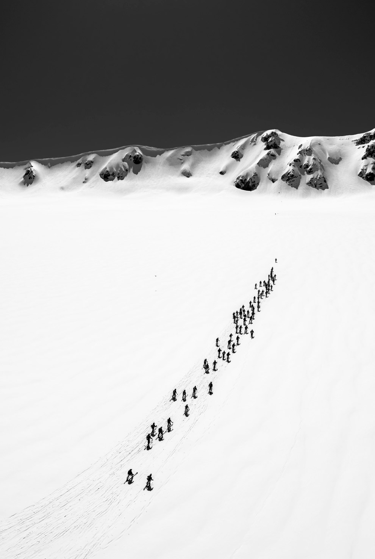 Соревнования лыжников «из ада» — Red Bull Out of Hell