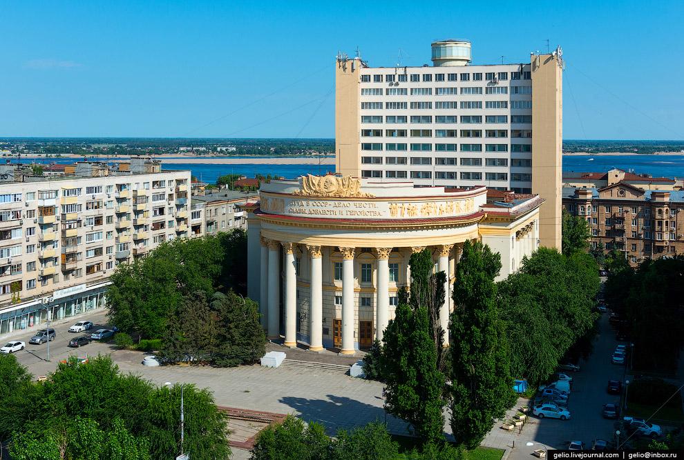 Дворец Культуры Профсоюзов.