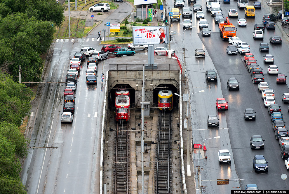 Волгоградский скоростной трамвай (метротрам)