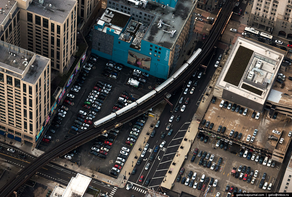 Чикагский метрополитен