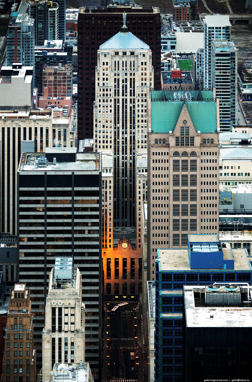������ ��������� �������� ������ (Chicago Board of Trade Building)