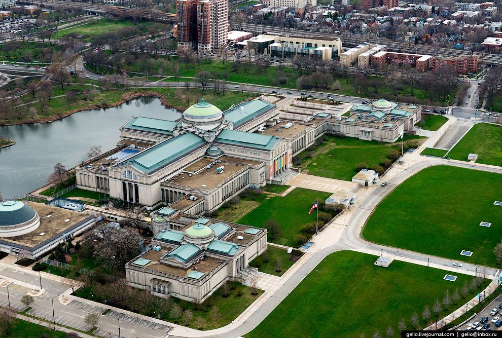 Музей науки и промышленности (The Museum of Science and Industry)