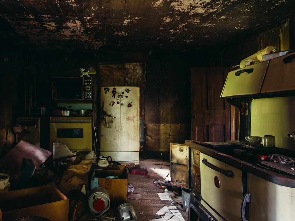 Дом, в котором не жили несколько десятилетий