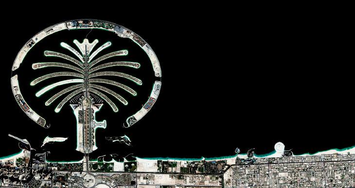 Пальма Джумейра (Дубай)