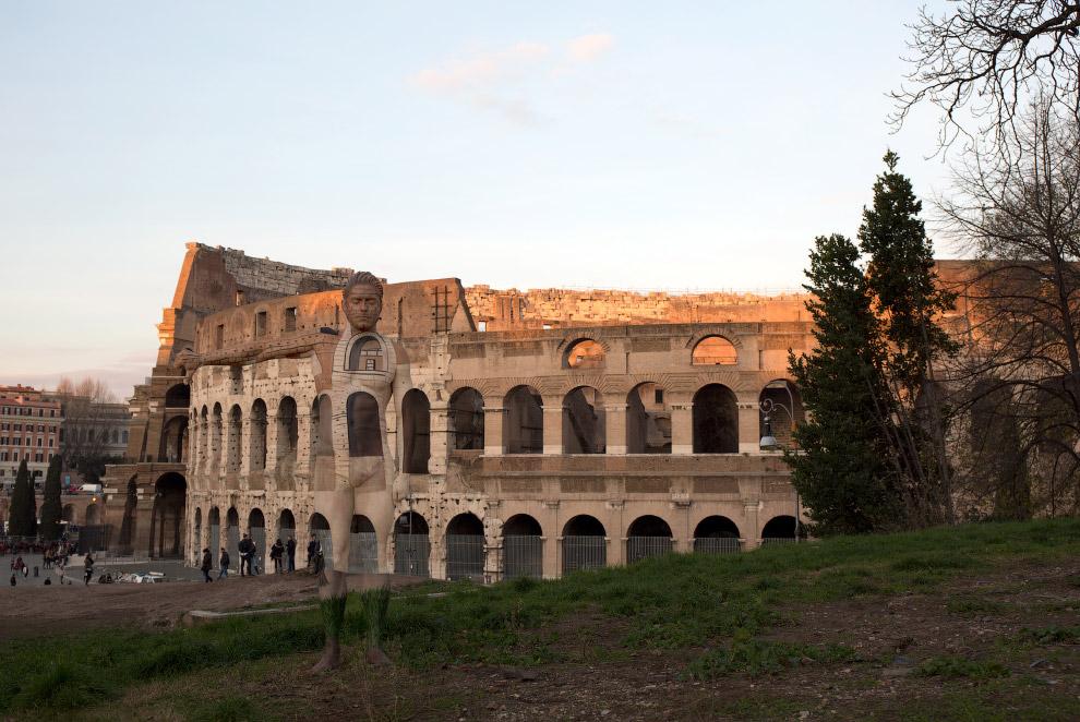 Колизей.