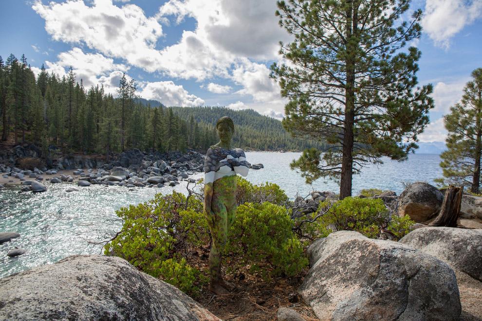 Озеро Тахо, США