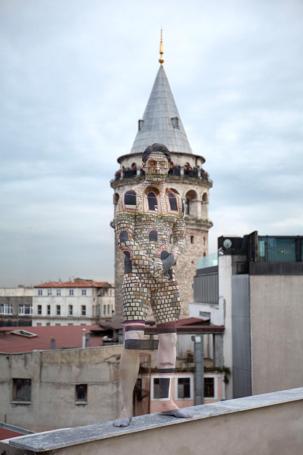 Гала́тская башня