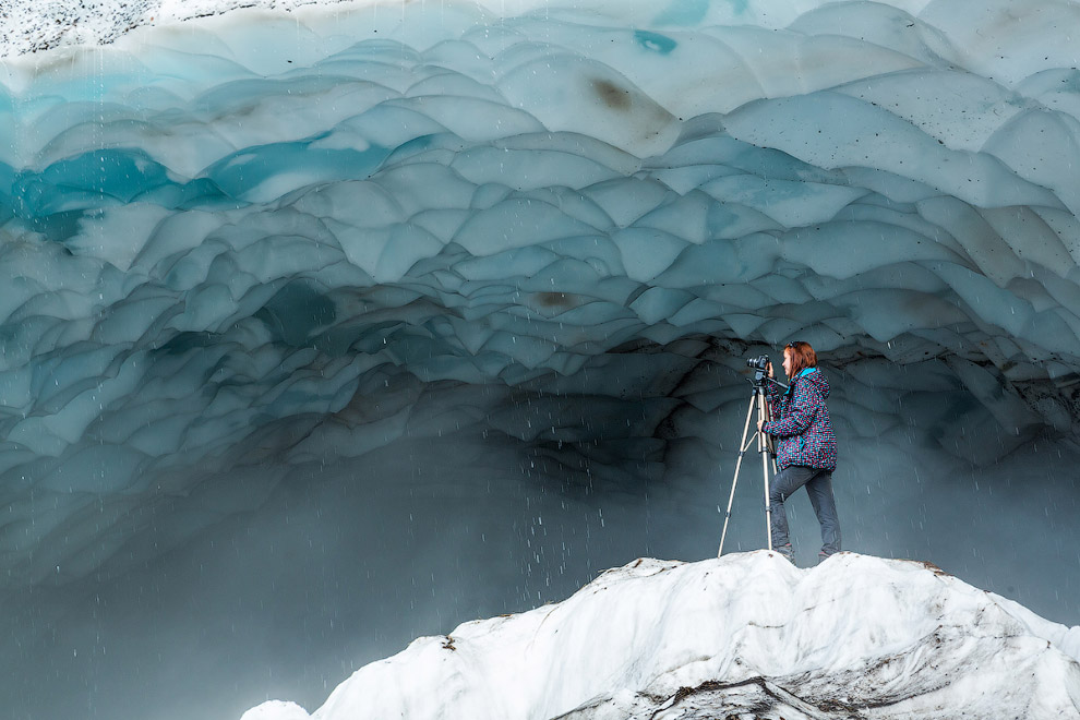 Снежные пещеры