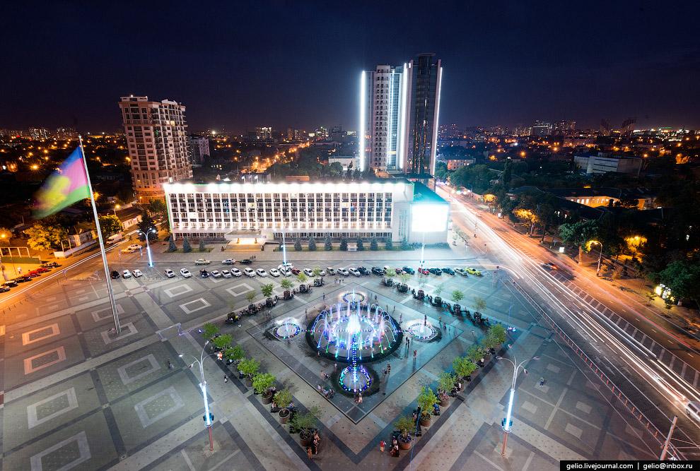 Администрация города Краснодара.