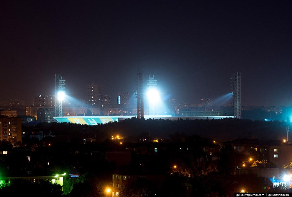 Стадион «Кубань».