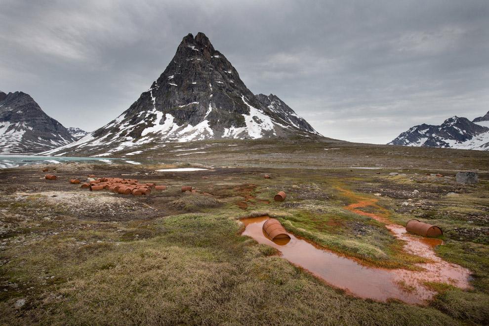 Ландшафты Гренландии