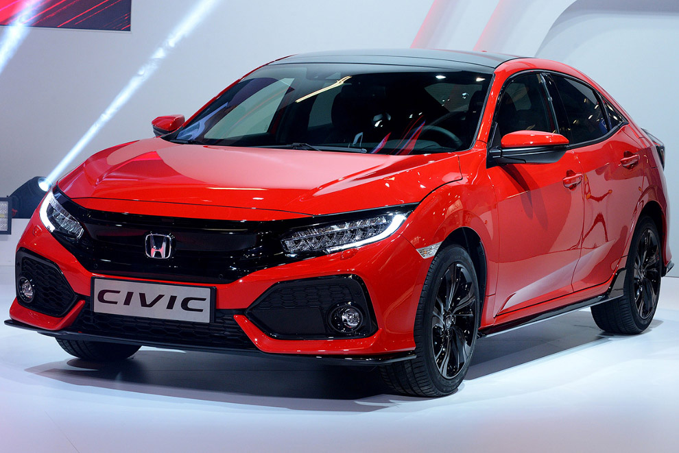 Хэтчбек Honda Civic