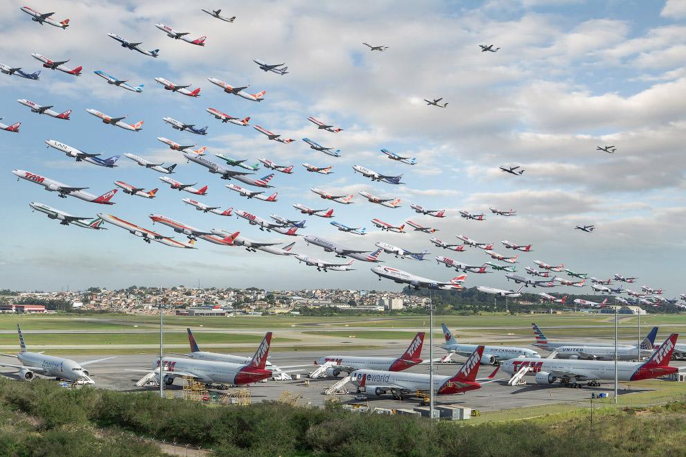 Международный аэропорт Сан-Паулу