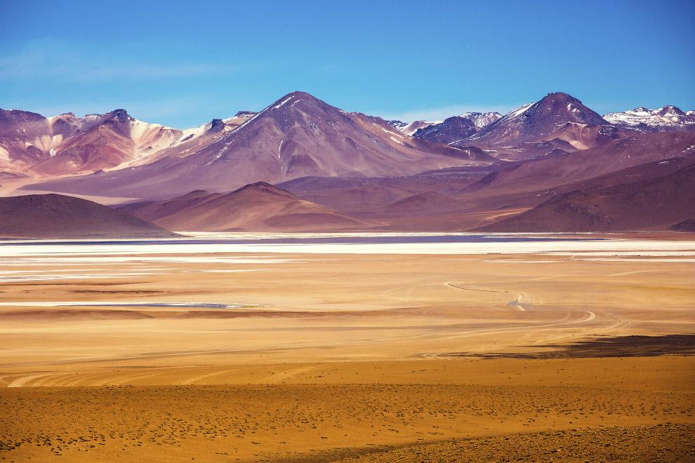 Пустыня Сальвадора Дали