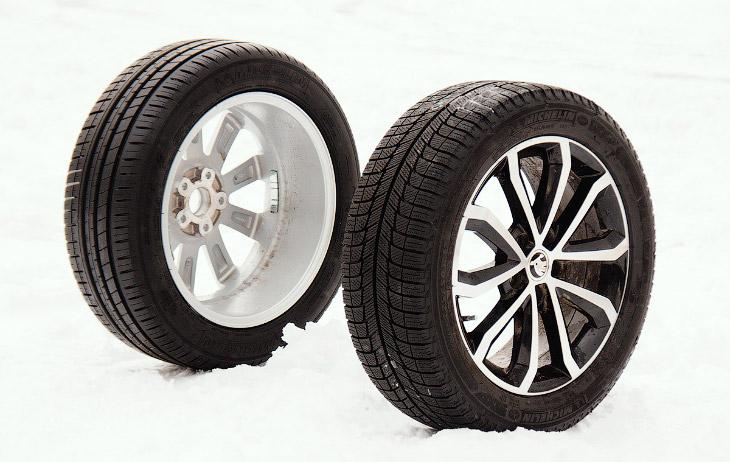 Можно ли ездить на летних шинах зимой?