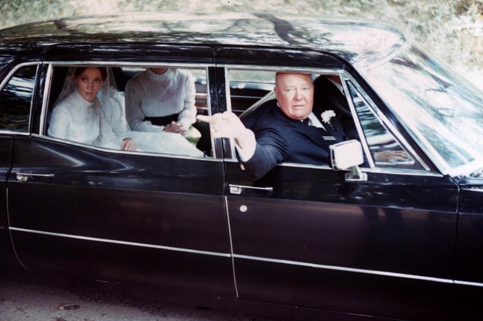 Ślub, 1969.