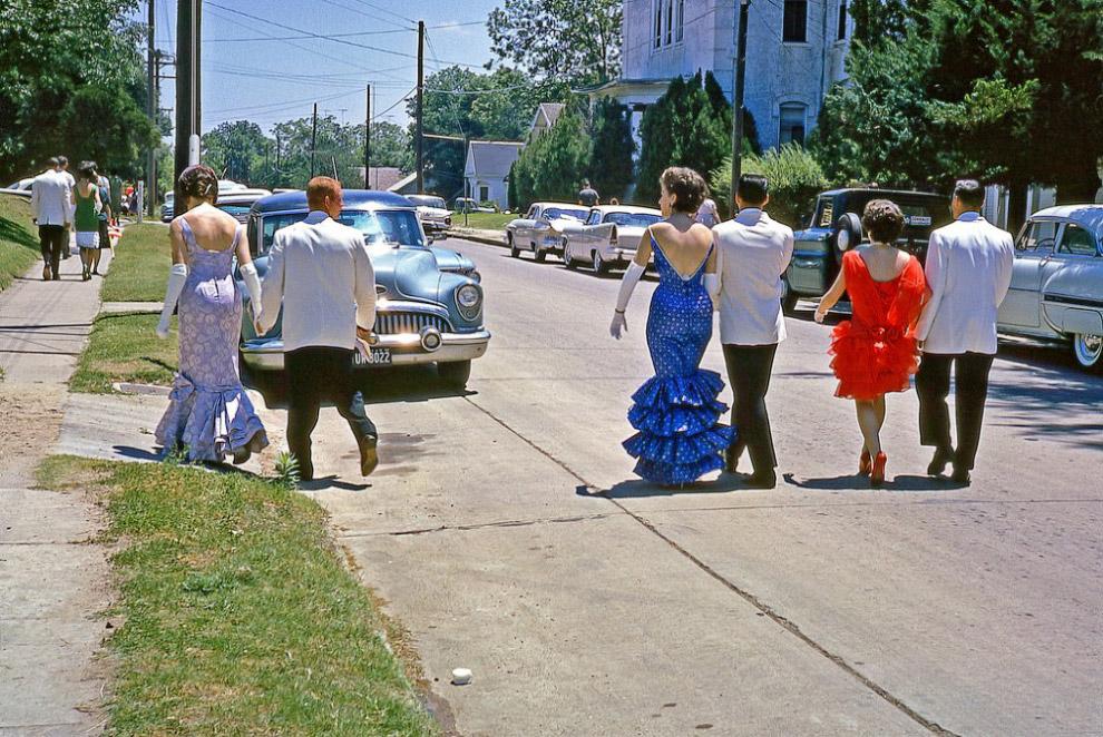 Brenhem, Texas, 1962.