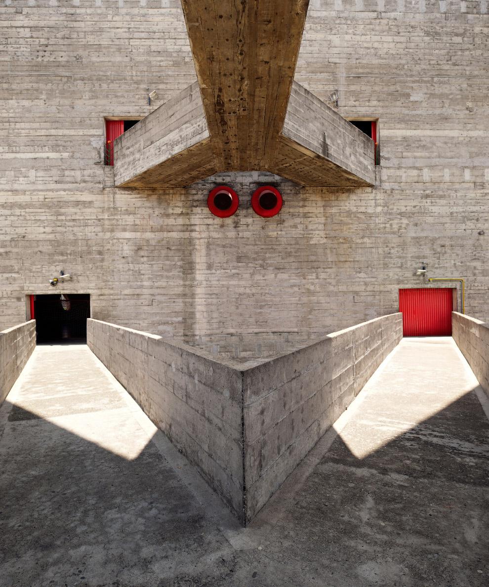 Культурно-развлекательный центр SESC, Сан-Паулу, Бразилия