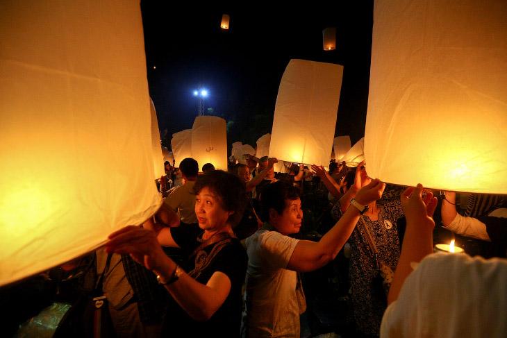 фестиваль Йи Пенг