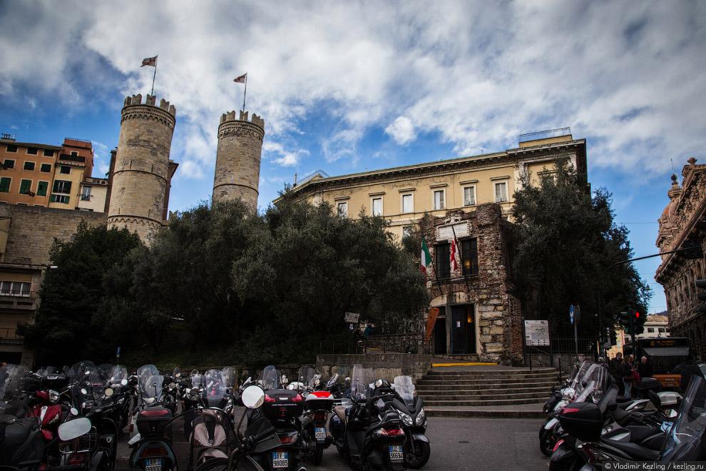 Порта Сопрана