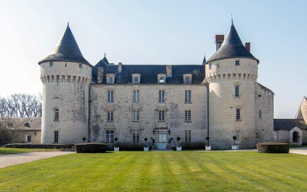 отель-замок XV столетия Chateau de Marcay