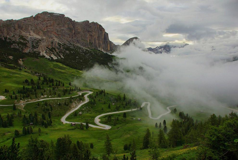 долины Гардена