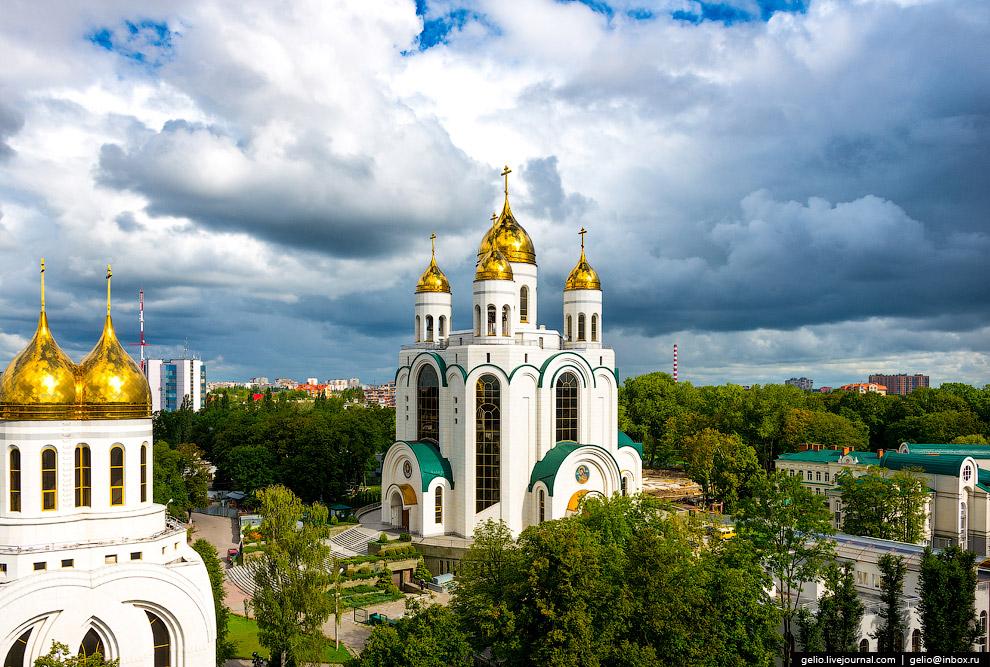 Храм Христа Спасителя — кафедральный собор
