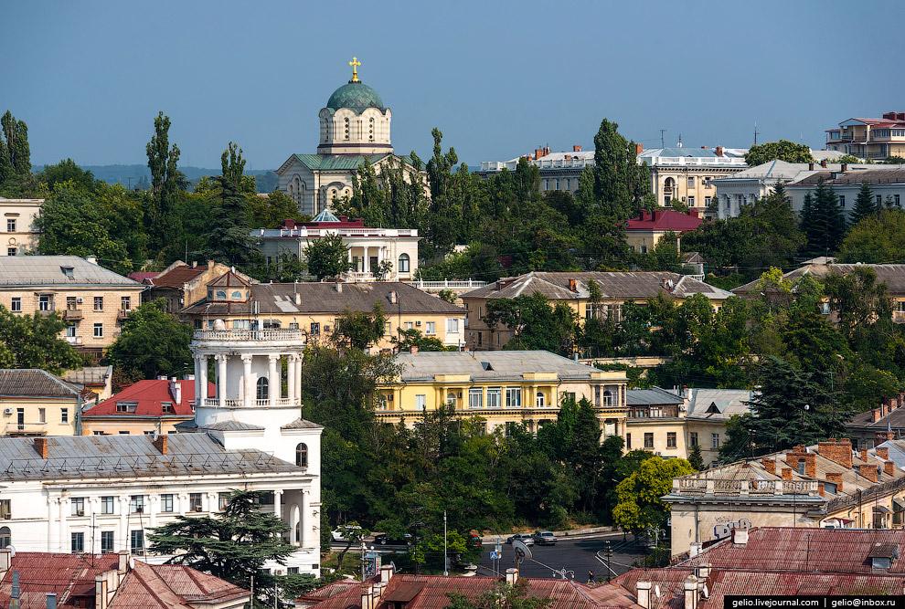 Владимирский собор на Центральном городском холме