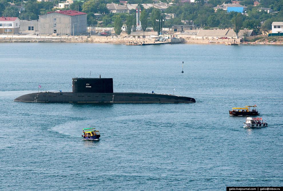 Российская дизель-электрическая подводная лодка Б-261 «Новороссийск»